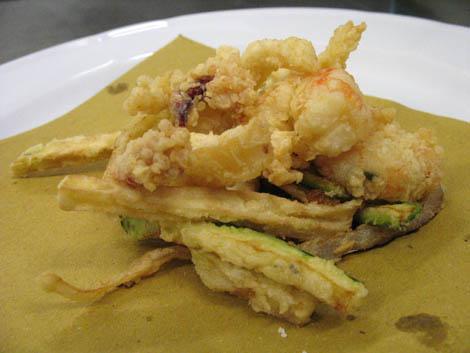 Ricette di pesce fritto