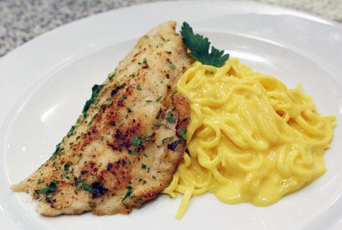 Ricette con filetti di pesce persico