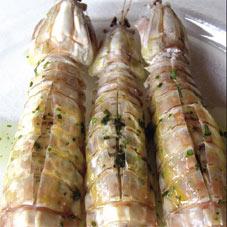 ricetta canocchie lesse - Cucinare Le Canocchie