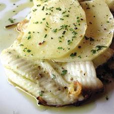 ricetta filetti di merluzzo - Cucinare Filetto Di Merluzzo