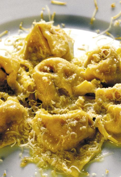 di ravioli di zucca fede i tortelli di zucca un crema di zucca