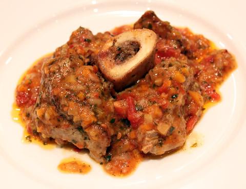Ricetta ossobuco in gremolata for Cucinare ossobuco