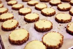 Pasta frolla sabbiata (per biscotti)