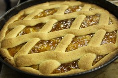 Pasta frolla montata (per biscotti e crostate)