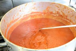 Ravioli ricotta e spinaci al pomodoro 12